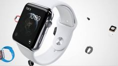 PHOTO: Tim Cook unveils the Apple Watch, a precise, customizable timepiece, on Sept. 9, 2014.