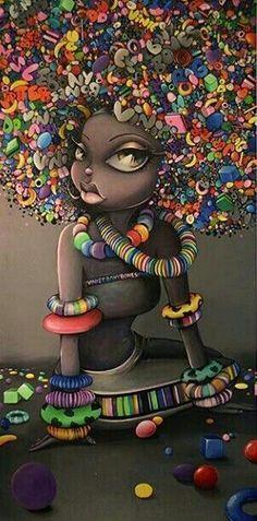 Black colorido