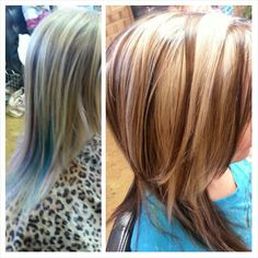 Transforming from cool colors to a classy and still edgy do. @Joico Cabigting Cabigting