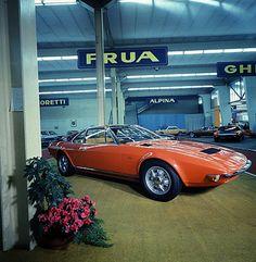 1972 - Citroen SM Coupé by Frua