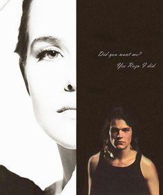 Vampire academy. Dimitri and rose