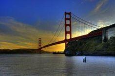 tripbucket | Dream: Walk Across Golden Gate Bridge, California, USA