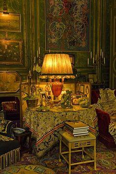 le somptueux appartement d'Isabelle et Hubert d'Ornano à Paris