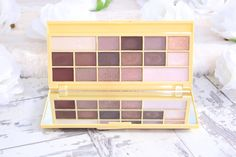 Make Up Revolution 'Naked Chocolate' Palette | Review & Swatches | Lipgloss & Lashes