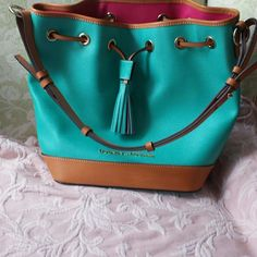 All Leather Dooney & Bourke Bag