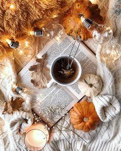 Autumn Tea, Autumn Cozy, Hello Autumn, Autumn Leaves, Autumn Coffee, Halloween Pictures, Fall Pictures, Fall Photos, Fall Pics