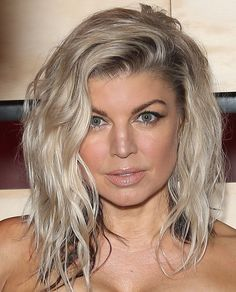 Fergie attending ESPN's The Party Houston on February 3, 2017.