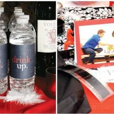 Twilight: Breaking Dawn Party {Party Ideas}