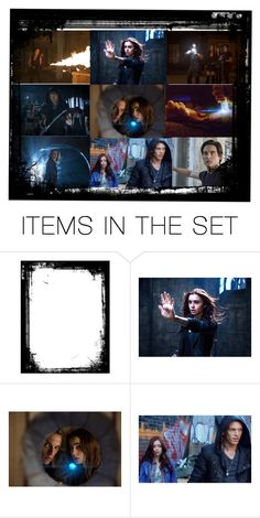 """""""ABC new shadowhunter show 1/12/16"""" by hopes-da-bopes ❤ liked on Polyvore featuring art, tmi, ABCFamily, shadowhunters and themortalinstruments"""
