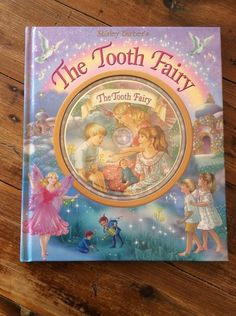 Shirley Barber s The Tooth Fairy Brand New Book Includes CD Girl Fairytale  | eBay