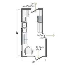 Galley Kitchen Floor Plans crestview floor plans   home sweet home   pinterest   tiny cabins