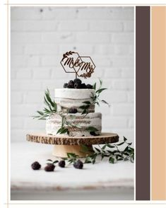 Wedding Cake Toppers, Wedding Cakes, Rustic Weddings, Place Card Holders, Goals, Desserts, Food, Style, Wedding Gown Cakes