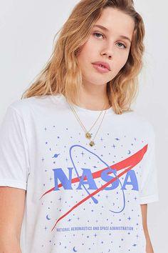 Slide View: 1: NASA Tee