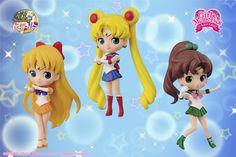 """""""sailor moon"""" """"sailor moon figures"""" """"sailor moon merchandise"""" """"sailor moon toys"""" """"sailor jupiter"""" """"sailor venus"""" anime figure banpresto """"q posket petit"""" """"crane game"""" shop japan"""