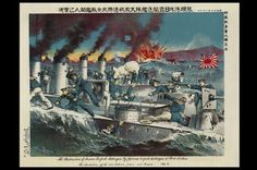 A brief summary of the history behind and of the Russo-Japanese War