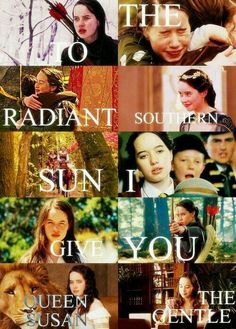 Queen Susan from Narnia