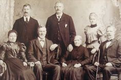 Nuts From the Family Tree: Surname Saturday: The James Family From Wales