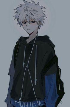 Killua, Hisoka, Cute Anime Wallpaper, Cute Cartoon Wallpapers, Animes Wallpapers, Cute Anime Pics, Cute Anime Boy, Hunter Anime, Hunter X Hunter