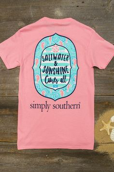 Simply Southern Quot Jeep Hair Quot Tee Blue From Chocolate Shoe