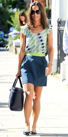 Pippa Middleton's Best Style Moments - July 3, 2014 - from InStyle.com