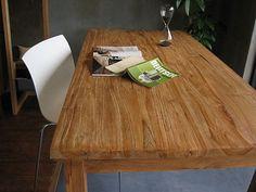 a.depecheold teak dining table 1300/1600/アデペシュオールドチーク ダイニングテーブル 1300/1600_3