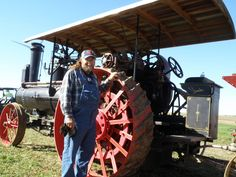 The Guinness Book of World Records never included a category for steam engines plowing through a field. That changed Sept. 10.About 2,500 people from Kansas, Nebraska, Oklahoma, Missouri, Iowa