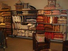 dan marty interior decorating --his shop maison au naturel