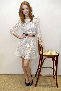 #Vestido de #Renda by Martha Medeiros