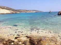 Donoussa- Kalotaritissa Beach