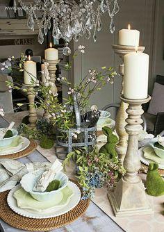 Beatrix Potter   Tablescape