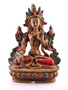 Dharmashop.com - White Tara 6 Inch Statue, $34.00 (http://www.dharmashop.com/products/White-Tara-6-Inch-Statue.html)