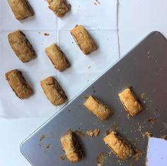Apple Butter Pie Dough Roll Ups – Bakelife