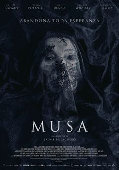 Muse Horror Sci-if Thriller. Streaming Movies, Hd Movies, Movies Online, Movie Tv, Elliot Cowan, Muse, Horror Movie Posters, Horror Movies, Scary Movies To Watch