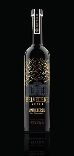 Belvedere Intense Unfiltered Vodka - The whisky drinker's vodka