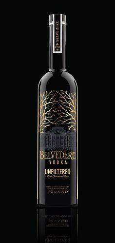 Belvedere Unfiltered - whisky drinker's vodka