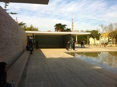 Pavilion Mies van der Rohe Barcelona