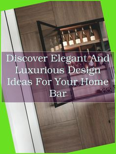 First off, you require to know how much you have readily available to invest. For example, if you're opening up a larger dining establishment with mor... Home Bar Furniture, Billiard Room, Bar Set, Bars For Home, Own Home, Larger, Ikea, Entertaining, Dining