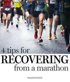 Plus two workout routines to speed up healing | Washingtonian