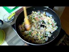 Fried Rice Chinese Recipe / 炒饭