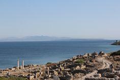 area archeologica tharros