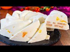 Nepečený cheesecake - perfektní dezert na léto, který připravíte během několika minut!| Chutný TV - YouTube Biscuits, Camembert Cheese, Pudding, Parfait, Food, Orange Cakes, Oven, Philly Cream Cheese, Cake Wedding