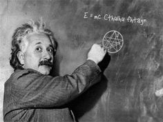 Non-Euclidean geometry was no more than a mathematical curiosity until Einstein applied it to physics.