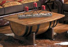 5804052501: Whiskey Barrel Coffee Table http://www.wildwings.com/DirectionsWEB/webcart_itembuy.php?itemid=5804052501#