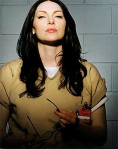 Laura Prepon for Orange is the New Black