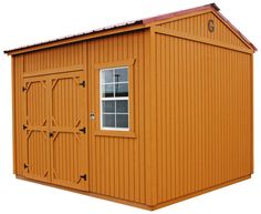 The Garden Shed in our West Division