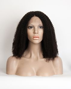 HerGivenHair Coily Textured Full Lace Wig Natural Hair Wigs, Natural Hair Styles, Summer Hairstyles, Up Hairstyles, Hairdos, 18 Inch Hair, Hair Specialist, Human Wigs, Hair Density