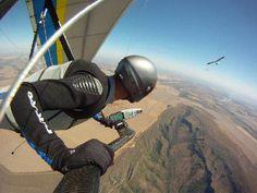 Hang-gliding (GoPro)