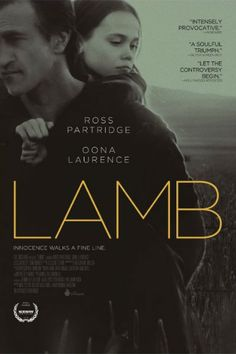 """Referred to by many as a modern day """"Lolita,"""" Bonnie Nazdam's intense novel Lamb has its cinematic debut on January 8, 2016"""