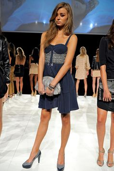 Rebecca Minkoff Spring 2011 Ready-to-Wear