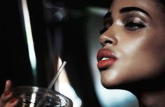 Aya Jones for Marc Jacobs Beauty S/S 2015   The Fashionography David Sims